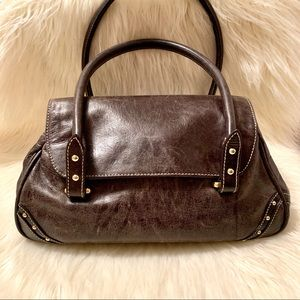 Kenneth Cole Leather Hand Bag